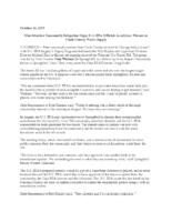 Widener Press Release 10.26.15